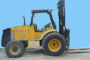 Equipment rental in Guana Cay